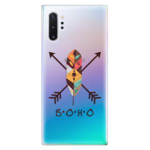 Silikonové odolné pouzdro iSaprio BOHO na mobil Samsung Galaxy Note 10 Plus
