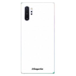 Silikonové odolné pouzdro iSaprio 4Pure bílé na mobil Samsung Galaxy Note 10 Plus
