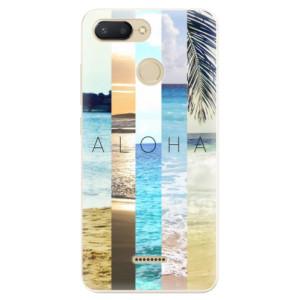 Silikonové odolné pouzdro iSaprio Aloha 02 na mobil Xiaomi Redmi 6