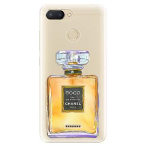 Silikonové odolné pouzdro iSaprio Chanel Gold na mobil Xiaomi Redmi 6