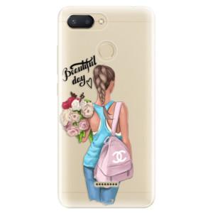 Silikonové odolné pouzdro iSaprio Beautiful Day na mobil Xiaomi Redmi 6