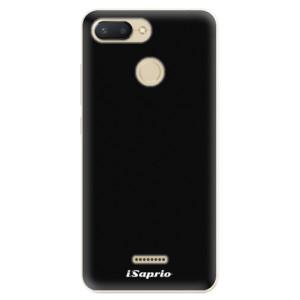 Silikonové odolné pouzdro iSaprio 4Pure černé na mobil Xiaomi Redmi 6