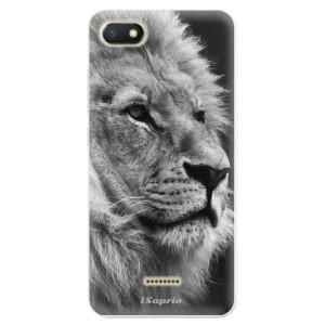 Silikonové odolné pouzdro iSaprio Lion 10 na mobil Xiaomi Redmi 6A