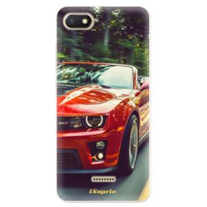 Silikonové odolné pouzdro iSaprio Chevrolet 02 na mobil Xiaomi Redmi 6A