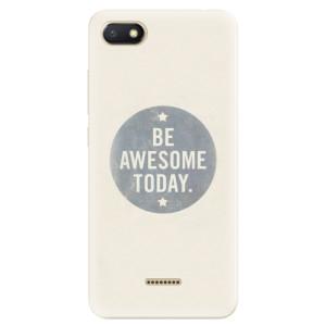 Silikonové odolné pouzdro iSaprio Awesome 02 na mobil Xiaomi Redmi 6A