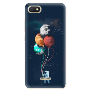 Silikonové odolné pouzdro iSaprio Balloons 02 na mobil Xiaomi Redmi 6A