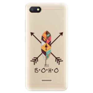Silikonové odolné pouzdro iSaprio BOHO na mobil Xiaomi Redmi 6A