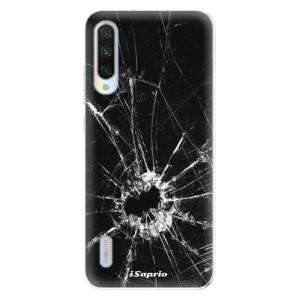 Silikonové odolné pouzdro iSaprio Broken Glass 10 na mobil Xiaomi Mi A3