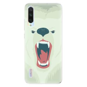 Silikonové odolné pouzdro iSaprio Angry Bear na mobil Xiaomi Mi A3