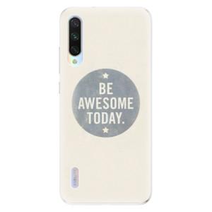 Silikonové odolné pouzdro iSaprio Awesome 02 na mobil Xiaomi Mi A3
