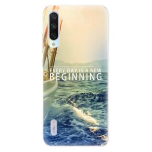 Silikonové odolné pouzdro iSaprio Beginning na mobil Xiaomi Mi A3