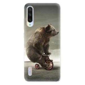 Silikonové odolné pouzdro iSaprio Bear 01 na mobil Xiaomi Mi A3