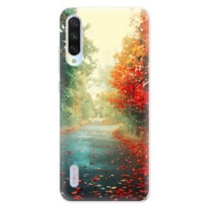 Silikonové odolné pouzdro iSaprio Autumn 03 na mobil Xiaomi Mi A3