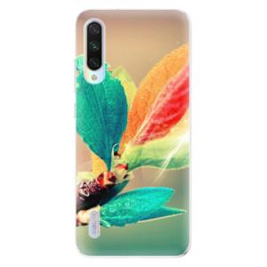 Silikonové odolné pouzdro iSaprio Autumn 02 na mobil Xiaomi Mi A3