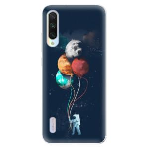Silikonové odolné pouzdro iSaprio Balloons 02 na mobil Xiaomi Mi A3