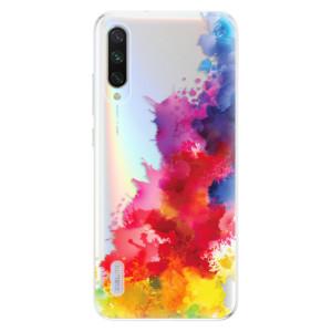 Silikonové odolné pouzdro iSaprio Color Splash 01 na mobil Xiaomi Mi A3
