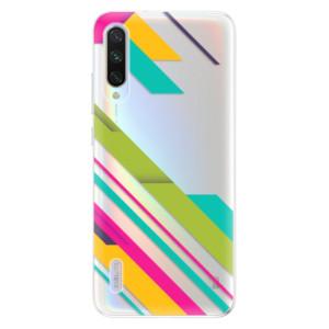 Silikonové odolné pouzdro iSaprio Color Stripes 03 na mobil Xiaomi Mi A3