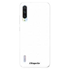 Silikonové odolné pouzdro iSaprio 4Pure bílé na mobil Xiaomi Mi A3
