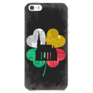 Silikonový kryt iSaprio - Pilsen Lucky City pro mobil Apple iPhone 5/ 5S/ SE