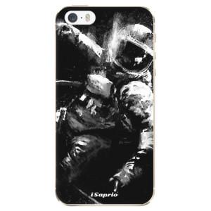 Silikonové odolné pouzdro iSaprio Astronaut 02 na mobil Apple iPhone 5 / 5S / SE