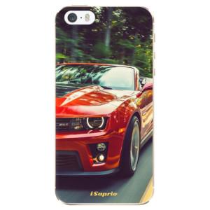 Silikonové odolné pouzdro iSaprio Chevrolet 02 na mobil Apple iPhone 5 / 5S / SE