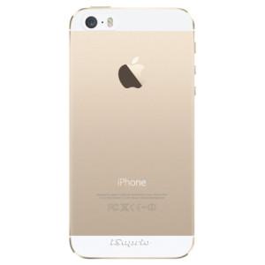 Silikonové odolné pouzdro iSaprio 4Pure čiré bez potisku na mobil Apple iPhone 5 / 5S / SE