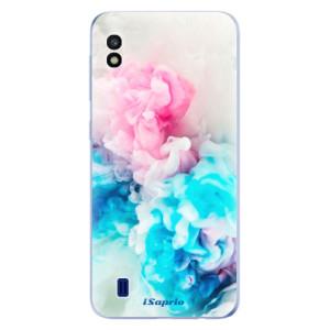 Silikonové odolné pouzdro iSaprio Watercolor 03 na mobil Samsung Galaxy A10 - poslední kousek za tuto cenu