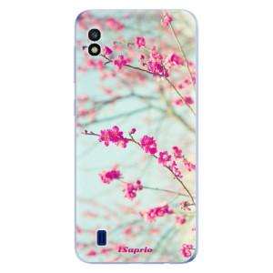 Silikonové odolné pouzdro iSaprio Blossom 01 na mobil Samsung Galaxy A10