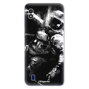 Silikonové odolné pouzdro iSaprio Astronaut 02 na mobil Samsung Galaxy A10