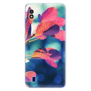 Silikonové odolné pouzdro iSaprio Autumn 01 na mobil Samsung Galaxy A10
