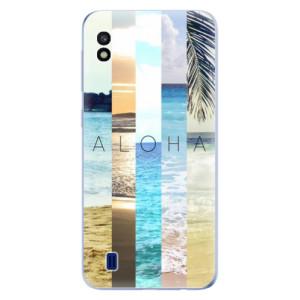 Silikonové odolné pouzdro iSaprio Aloha 02 na mobil Samsung Galaxy A10