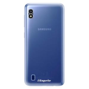 Silikonové odolné pouzdro iSaprio 4Pure mléčné bez potisku na mobil Samsung Galaxy A10