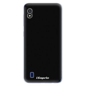 Silikonové odolné pouzdro iSaprio 4Pure černé na mobil Samsung Galaxy A10