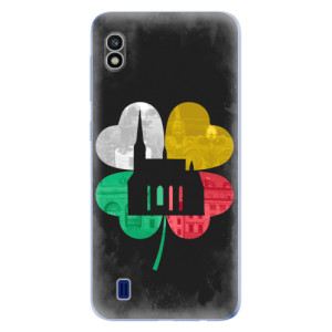 Silikonový kryt iSaprio - Pilsen Lucky City pro mobil Samsung Galaxy A10