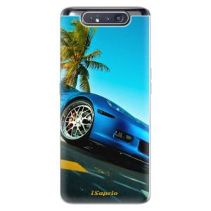 Silikonové odolné pouzdro iSaprio Car 10 na mobil Samsung Galaxy A80