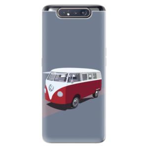 Silikonové odolné pouzdro iSaprio VW Bus na mobil Samsung Galaxy A80