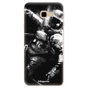 Silikonové odolné pouzdro iSaprio Astronaut 02 na mobil Samsung Galaxy J4 Plus