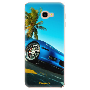 Silikonové odolné pouzdro iSaprio Car 10 na mobil Samsung Galaxy J4 Plus