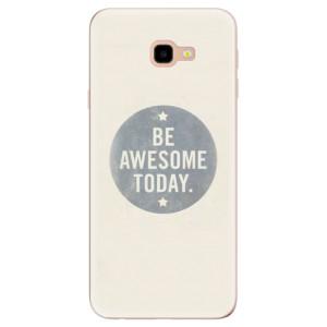 Silikonové odolné pouzdro iSaprio Awesome 02 na mobil Samsung Galaxy J4 Plus