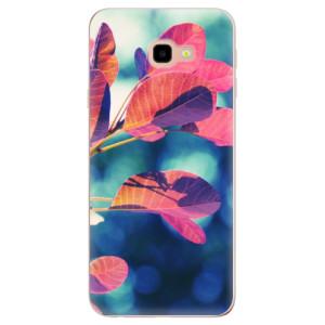 Silikonové odolné pouzdro iSaprio Autumn 01 na mobil Samsung Galaxy J4 Plus