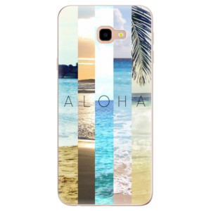 Silikonové odolné pouzdro iSaprio Aloha 02 na mobil Samsung Galaxy J4 Plus