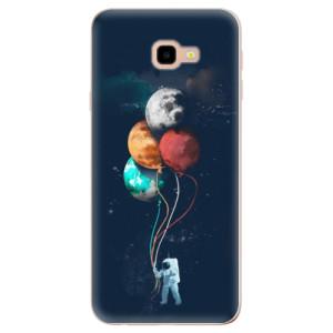 Silikonové odolné pouzdro iSaprio Balloons 02 na mobil Samsung Galaxy J4 Plus