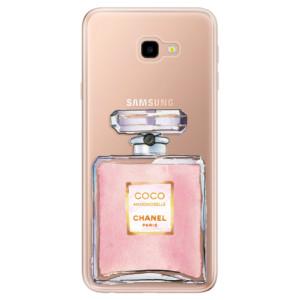 Silikonové odolné pouzdro iSaprio Chanel Rose na mobil Samsung Galaxy J4 Plus