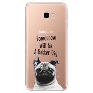 Silikonové odolné pouzdro iSaprio Better Day 01 na mobil Samsung Galaxy J4 Plus