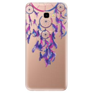 Silikonové odolné pouzdro iSaprio Dreamcatcher 01 na mobil Samsung Galaxy J4 Plus