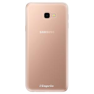 Silikonové odolné pouzdro iSaprio 4Pure čiré bez potisku na mobil Samsung Galaxy J4 Plus