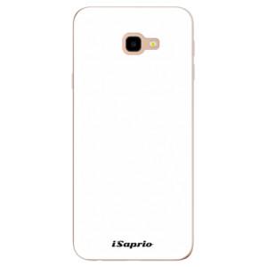 Silikonové odolné pouzdro iSaprio 4Pure bílé na mobil Samsung Galaxy J4 Plus