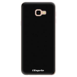 Silikonové odolné pouzdro iSaprio 4Pure černé na mobil Samsung Galaxy J4 Plus