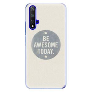 Plastové pouzdro iSaprio Awesome 02 na mobil Honor 20