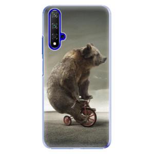 Plastové pouzdro iSaprio Bear 01 na mobil Honor 20